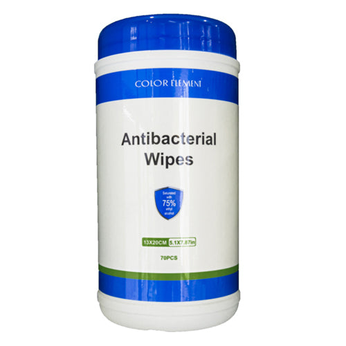Color Element Antibacterial Wipes