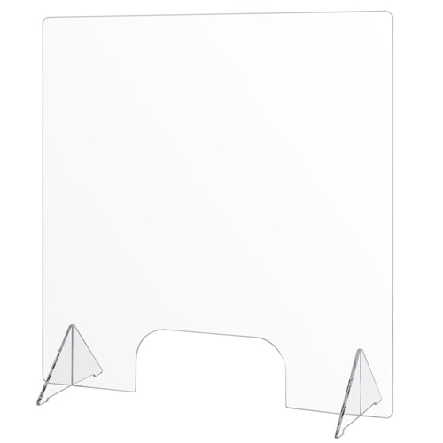 Countertop Plexiglass Shield