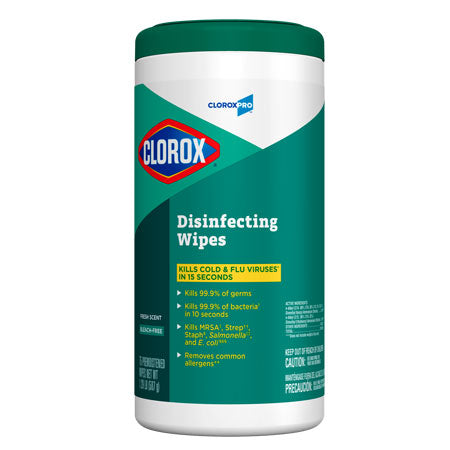 Clorox Disinfecting Wipes (75 count)