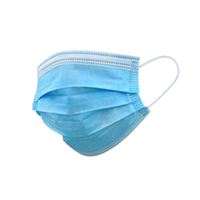50 count 3-ply Covid-19 sanitary mask