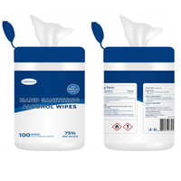 Caresour Disinfecting Wipes (100 Pack Canister)