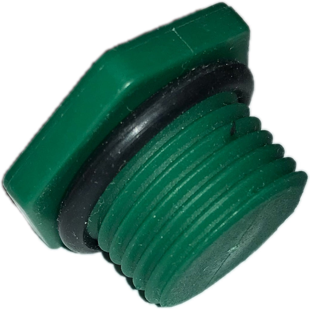 Replacement Drain Plug for Green or Black Waterers