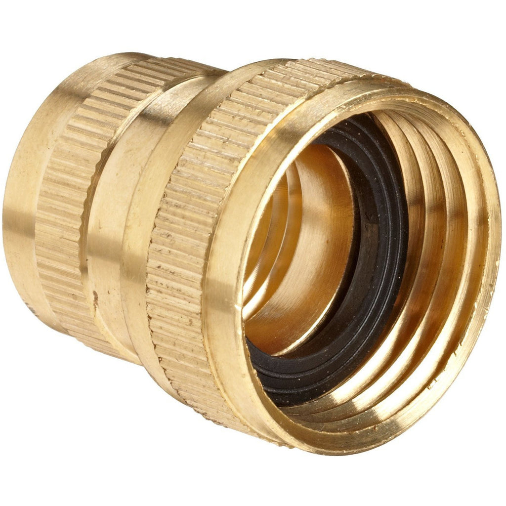 Brass Garden Hose To Pipe Fitting for Livestock Waterers