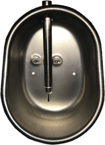 Large Stainless Steel Waterer