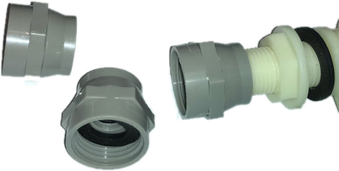 Garden Hose To Pipe Fitting for Livestock Waterers