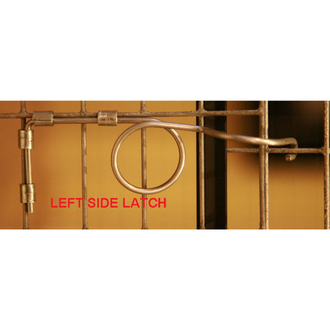 Wire Spring Door Latch (Left)