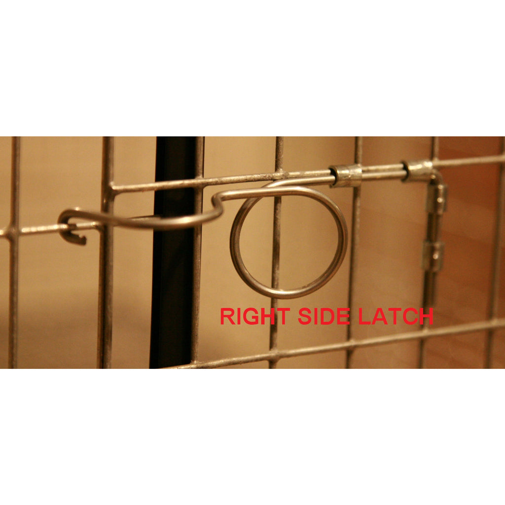 Wire Spring Door Latch (Right)