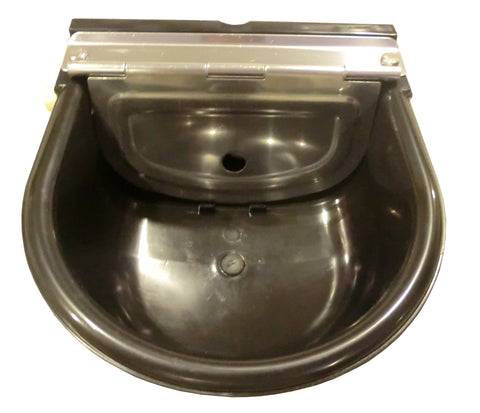 Large Black Livestock Automatic Waterer