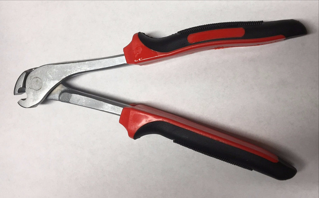 J-clip Pliers Red