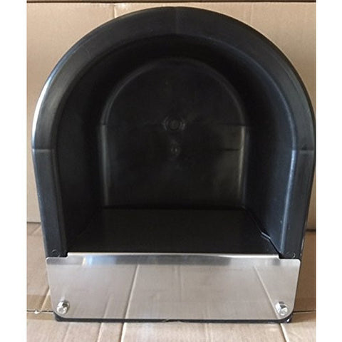 Extra Large Black Automatic Stock Waterer
