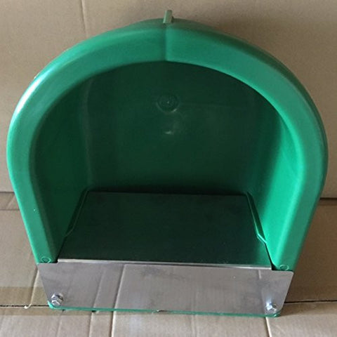 Extra Large Green Automatic Stock Waterer