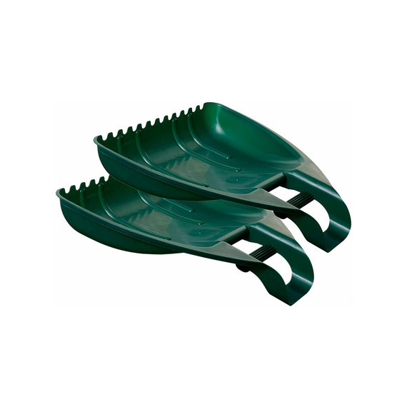 LEAF GRABBER SET 2 RACING GREEN 10