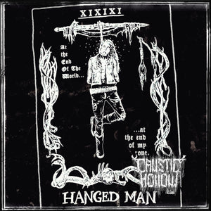 "Hanged Man ""At The End Of My Rope"" T-Shirt"