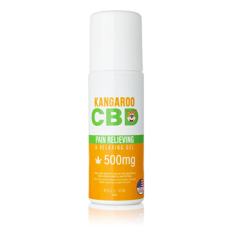 Kangaroo CBD Pain Relief Roll-On