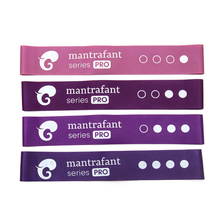 mantrafant Mini Bands | PRO Series 4er Set