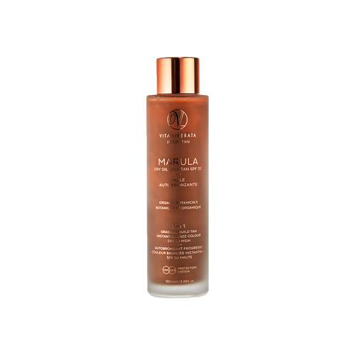 Marula Dry Oil Self Tan SPF 50 100 ml