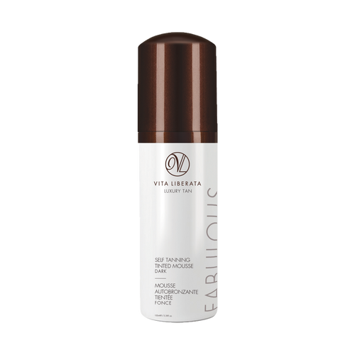 Self Tanning Tinted Mousse Dark 100ml