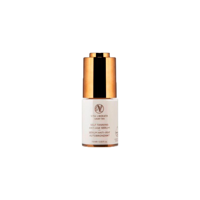 Self Tanning Anti Age Serum 15 ml