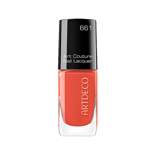 Artdeco Iconic Red Nail Lacquer 661 capri at sunset