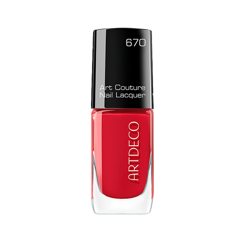 Artdeco Iconic Red Art Couture Nail Lacquer 670 lady in red