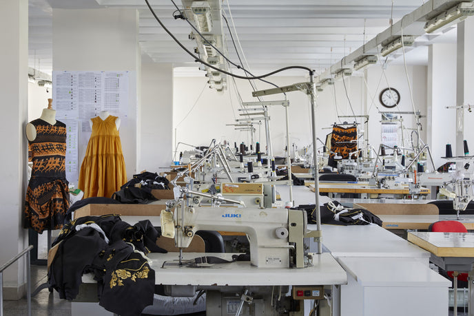 Patou - A best-in-class factory