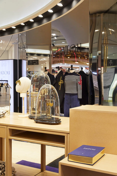 Patou - The Patou Pop Up Store at Galeries Lafayette