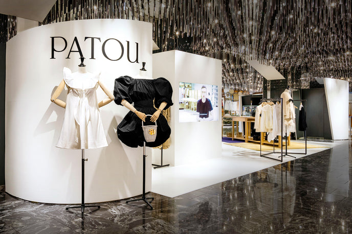 Patou launches in Japan!