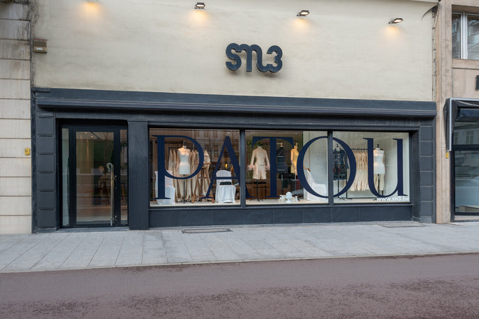 The Patou Pop Up Store at SN3