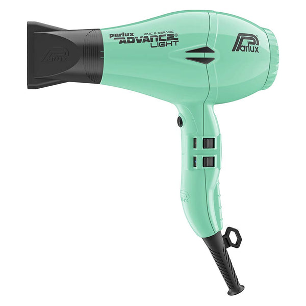Parlux Advance Light Ionic and Ceramic Hair Dryer  (EMERALD BLUE)