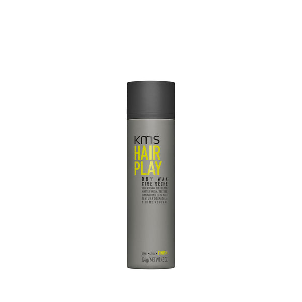 Kms Hair Play Dry Wax Demential Texture And Matte Finish 124 g