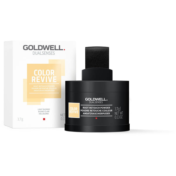 Goldwell Dualsenses Color Revive Root Touch Up Powder Light Blonde