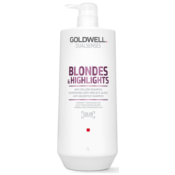 Goldwell Dualsenses Blondes & Highlights Shampoo 1000ml