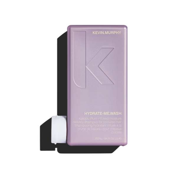 Kevin Murphy Hydrate Me Wash Kakadu Plum Infused Moisture Delivery Shampoo For Colored Hair