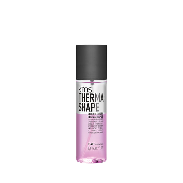 Kms Thermal Shape Quick Blow Dry Fast Drying And Conditioning 200ml