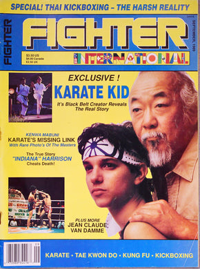 Karate Kid magazine