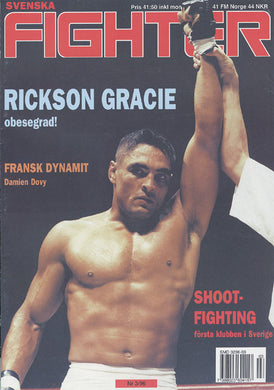 Rickson Gracie Fighter