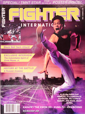 Fighter International 1990-09