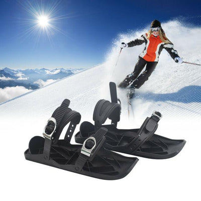 NEW MINI SKI SHOES