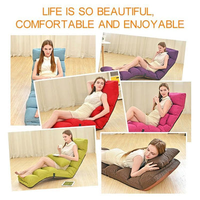 Adjustable & Foldable Lazy Couch Tatami