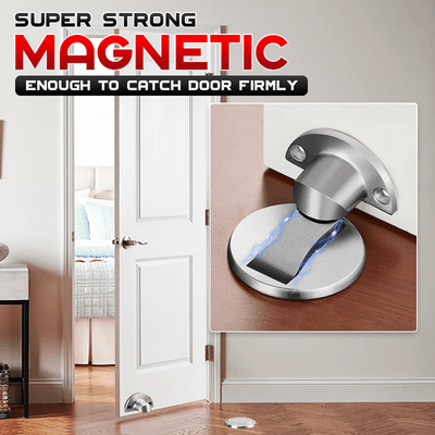 Self-Adhesive Strong Magnetic Door Stopper