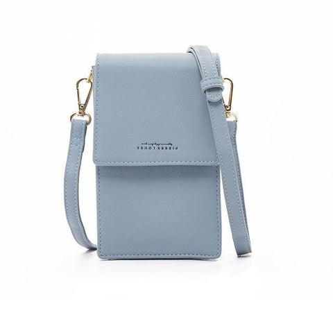Longiflorum Mini Crossbody Bag