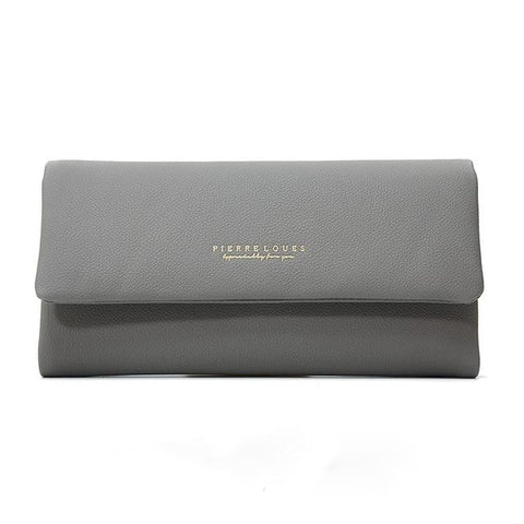L Regale Clutch Bag