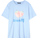 Strawberry Laurel T Shirt