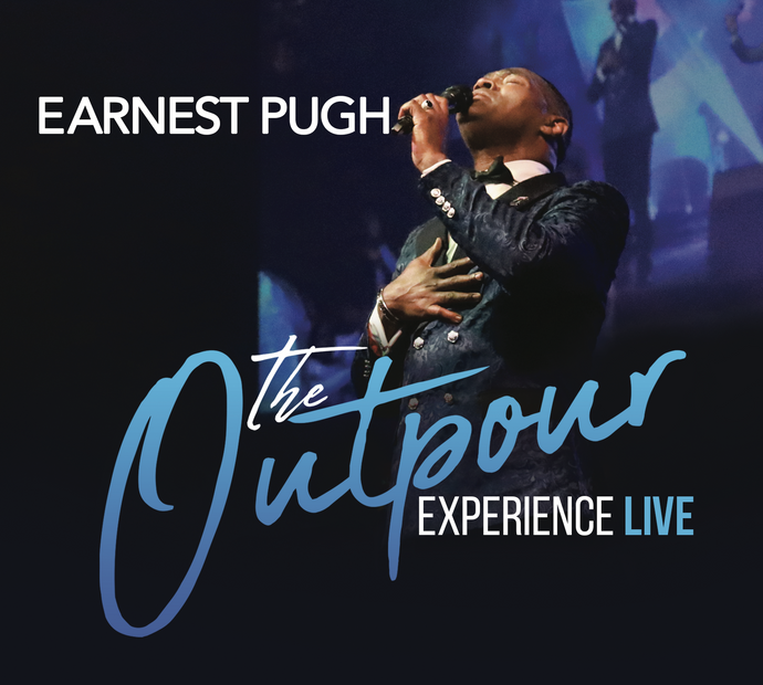 The Outpour Experience CD Live (Autographed)