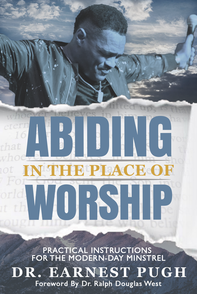 PRE-ORDER Abiding In The Place of Worship (Available Nov. 20, 2020)