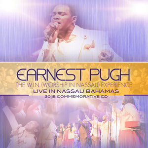 20|15 Commemorative CD - Worship In Nassau (Autographed)