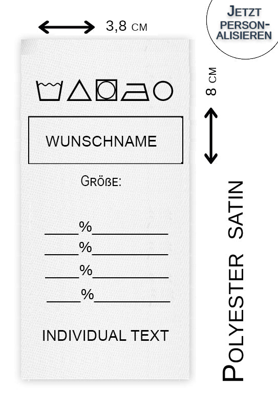 Wunschname New Design