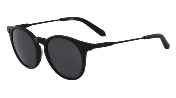 Dragon Hype LL Matte Black Smoke Sunglasses