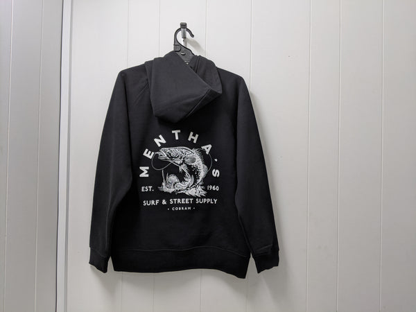 Mentha Brand Youth Hoodie