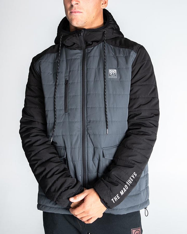 The Mad Hueys Cyclone Puffer Jacket